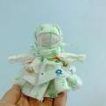 Мастер-класс «Куколка Колокольчик»