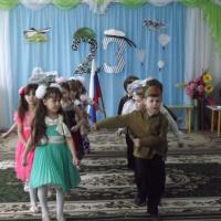 Фотоотчет посвященный «Дню защитника Отечества»