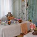 Праздник-презентация проекта в старшей группе «Народные традиции»