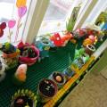 Мини-огород «Есть у нас огород, много там всего растет»