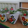 Мастер класс изготовления подарка на 8 марта для мам.