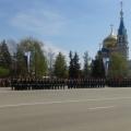 Фоторепортаж «Военный парад в день Победы»