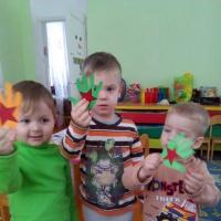 Фотоотчет о детском мастер-классе «Подарок на 23 февраля»