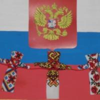 Кукла-Кувадка «Россияночка»