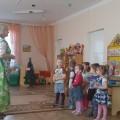 ООД «Солнышко, солнышко ярче нам свети» для детей 3–4 лет