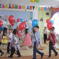 Фотоотчёт о празднике выпуска детей в школу «До свидания, детский сад!»