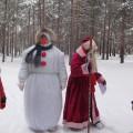 Развлечение на свежем воздухе «Операция Снегурочка» (фотоотчёт)