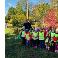 Конспект осенней познавательной экскурсии в городской парк с детьми подготовительной к школе группы