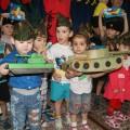 Развлечение «День защитника Отечества» (вторая младшая группа)