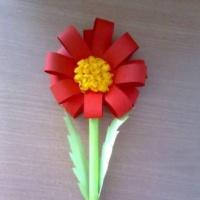 Мастер-класс «Цветочек для мамы»