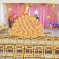 Оформление музыкального зала к празднику «В гости к осени»