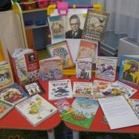 К юбилею С. Я. Маршака. Литературная гостиная в детском саду