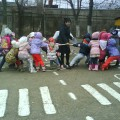 Фольклорное развлечение на улице «Широкая масленица»