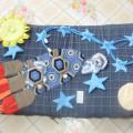Проект по сенсорному развитию детей первой младшей группы «Веселая подушечка»