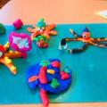 «Семья осьминогов. Пластилиновая история». Детский мастер-класс