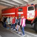 «30 апреля-день пожарной охраны России!» Ученики поздравили пожарных с профессиональным праздником. Фотоотчёт