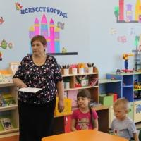 Фотоотчёт «Литературный ринг для детей старшего дошкольного возраста, посвященный 105-летию со дня рождения С. В. Михалкова»