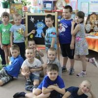 Фотоотчёт о развлечении для детей подготовительной группы «Космическое приключение»