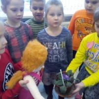 Конспект НОД для детей подготовительной к школе группы «Прохождение экологической тропы»