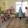 Конспект открытого занятия в средней группе «Правила поведения в помещении детского сада»
