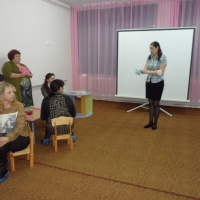 Мастер-класс для педагогов «Рукавичка здоровья»