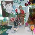 Выставка к 8 марта «Цветочные фантазии»