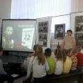 Фотоотчет о посещении Дивногорского городского Музея ВОВ