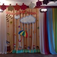 Фотоотчет «Осенний праздник в детском саду»