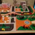 Игровой макет по изучению правил дорожного движения для детского сада