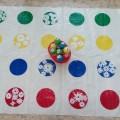 Напольно-дидактическая игра по математике «Найди свое место»