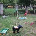 Оформление игровой площадки в детском саду