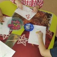 Конспект занятия по художественно-эстетической деятельности «Цветочная полянка»