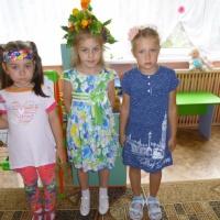 Фотоотчет о творческой встрече детей разных возрастных групп «Радость за радость»