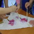 Познавательно-исследовательская деятельность с детьми 6–7 лет «Краски своими руками»