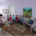 Интегрированное занятие для детей второй младшей группы «Зайчик в гостях у детей»