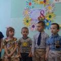 Сценарий утренника посвященный 8 марта «Конфеты желаний» (старшая группа)