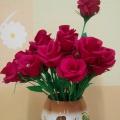 Мастер-класс «Розы»