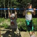 Сохранение и укрепление здоровья детей