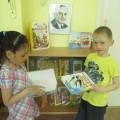 Ознакомление дошкольников с художественной литературой (фотоотчет)
