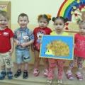 Первое участие воспитанников в конкурсе декоративно-прикладного искусства (фотоотчет)