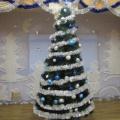 Оформление музыкального зала к Новогоднему празднику (фотоотчет)