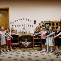 Проект «Приобщение детей к русской народной культуре»