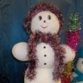 Фотоотчет «Парад снеговиков»