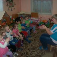 «Влияние пальчиковой игры на развитие речи детей младшего дошкольного возраста»