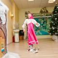 Сценарий новогоднего праздника во второй младшей группе по мотивам мультсериала «Маша и Медведь»