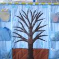 Развивающее панно «Дерево «Времена года»