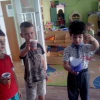 Игры с дошкольниками с нестандартным спортивным оборудованием