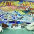 Конспект совместной образовательной деятельности по художественно-эстетическому развитию «Животные Арктики»