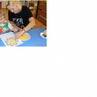 Фотоотчёт о мастер-классе «Ум ребенка в пальчиках»