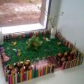 Экологический проект «Огород на подоконнике» (старшая группа)